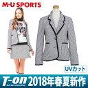 MUスポーツ エムユー スポーツ M.U SPORTS MUSPORTS レディース ジャケット テーラー