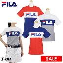 【20%OFF SALE】フィラ フィラゴルフ FILA GOLF レディース Tシャツ 半袖クルー...