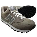 ニューバランス NEW BALANCE M574GS Gre...