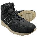 ニューバランス NEW BALANCE MRH696BT ブラック Width:D ≪USA直輸入・正規品≫ メンズ スニーカー