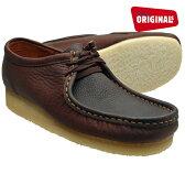 クラークス ワラビー ブラウン CLARKS WALLABEE 37982 BROWN ≪USA直輸入・正規品≫ メンズ ブーツ クラークス