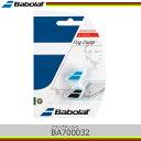 バボラ(Babolat)フラッグダンプx2[ブルーx1+ブラックx1](BA700032)[M便 1/4](バボラ ダンパー ラケット ガット 振動 小物 テニスガット..