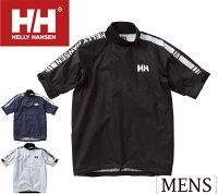 HELLY HANSEN(ヘリーハンセン)ハーフスリーブチームスモックトップIII(メンズ) セーリング ディンギー マリンスポーツ 半袖 防水 18年春夏 hh11805 スモックトップの画像