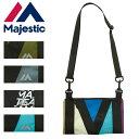 Majestic(マジェスティック)ショルダーバッグ 肩掛け XM13MAJ015 18SS
