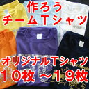 チームオリジナルTシャツ/チームウェア/ショップウェア ロゴ・イラストTシャツ(10〜19枚) pt1 ..
