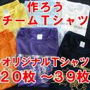 チームオリジナルTシャツ/チームウェア/ショップウェア ロゴ・イラストTシャツ(20〜39枚 pt1 ..
