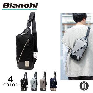 [新作/公式] ビアンキ ボディバッグ Bianchi ワンショ