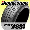 BRIDGESTONE (ブリヂストン)POTENZA S001 195/55R16 87V RFT サマータイヤ ポテンザ ランフラットタイヤ