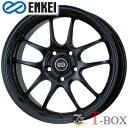 ENKEI PF01 16inch 6.5J PCD:100 穴数:4H カラー: Matte Black エンケイ ホイール