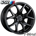 SSR GT V03 18inch 8.5J PCD:114.3 穴数:5H カラー:GLARE SILVER / FLAT BLACK エスエスアール ジーティー ブイ ゼロスリー
