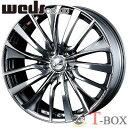 WEDS LEONIS VT 19inch 8.0J PCD:114.3 穴数:5H カラー:BMCMC ウェッズ レオニス ブイティー
