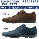 Mizuno/ミズノ LD40 CROSS ウォーキングシュ...