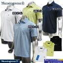 マンシングウェア(Munsingwear) Suscreen 台衿付カノコポロ