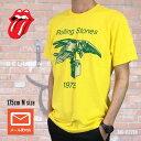 ショッピングsixtones ロックTシャツ バンドTシャツ Rolling Stones ローリング・ストーンズ 1975 ツアーTシャツ ヴィンテージタイプ ブルース ストーンズTシャツ