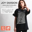 JOY DIVISION ジョイ・ディヴィジョン UNKNOWN PLEASURES ロックT バンドt バンド tシャツ ブラック 半袖Tシャツ メンズTシャツ ROCK メンズ バンドT 正規品 送料無料