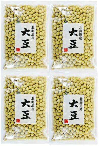 豆力 契約栽培北海道産 大豆 1kg ...:tabemon-dikara:10000036