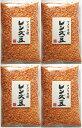 豆力 豆専門店のレンズ豆(赤:皮むき) 1kg