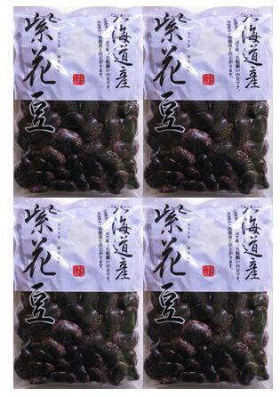 豆力 北海道産 紫花豆 1kg...:tabemon-dikara:10000040