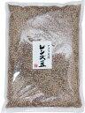 まめやの底力 大特価 アメリカ産レンズ豆(皮つき) 1Kg