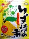 奈良つけもん屋の ゆず漬の素 80g   【つけもと 国内加工 漬物 柚】
