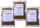 豆力 国内産 ドライ納豆(塩味) 100g×3袋 【国産、干し納豆、乾燥納豆 おつまみ