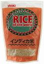 【宅配便送料無料】 ユウキ食品 インディカ米(バスマティ)  500g  【YOUKI パキスタン産 世界の食材 エスニック料理 香り米】
