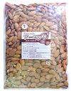 世界美食探究 カリフォルニア産アーモンド 生 1kg【Almond】