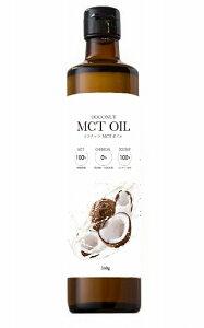 フラット・クラフト MCTオイル 360g 【ココナッツ
