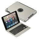 iPad mini mini2 mini3 mini4 キーボード ケース Cooper Cases(TM) Kai Skel クラムシェル ワイヤレス タブレットケース ハード ブランド カバー