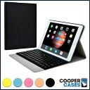 iPad Air2 iPad Pro 9.7 キーボード ケース Cooper Cases(ブランド) Aurora Pro バックライト ワイヤレス Bluetooth シンプル おしゃれ カバー