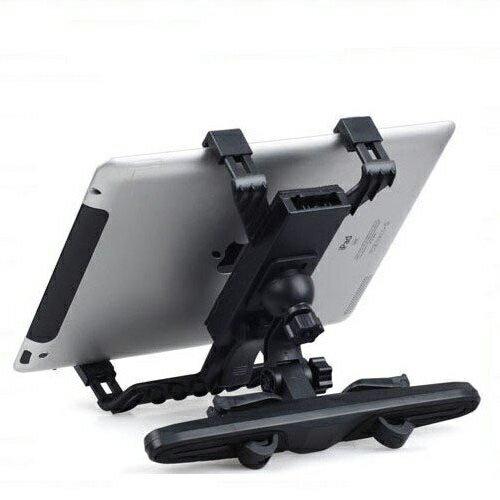 Tablet Holder For Car 後部座席のタブレット固定に最適、アームレスト用 ...