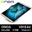 9.7インチ 9.7型 ONDA V919 Air CH Windows10 64GB RAM4G Retina液晶 BT搭載 Windowsタブ/ウインドウズタブレット PC 本体
