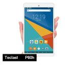【8インチ 8型】Teclast P80h Android5.1 WIFI IPS液晶 8インチ BT搭載【タブレット PC 本体】
