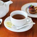 MSティーカップ※ソーサーは付属しません 日本製 磁器 業務用 カップ 白色 食器 白 カ