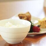 スパイラル ライスボール(アウトレット含む)通常サイズ【白い食器 茶碗 Cafe茶碗 ご飯茶わん 白い茶碗 白 ホワイト】【RCP】10P11Apr15