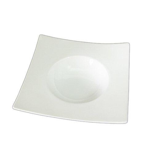 バルサ23cmディープボールアウトレット日本製磁器白い食器カフェ食器スープボウルマルチボール食器白プ
