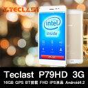 ポイント最大5倍※要エントリー【7インチ 7型SIMシムフリー】Teclast P79HD 3G 16GB GPS BT搭載 FHD(1920x1200) IPS液晶 Android4.2【android tablet/タブレット PC 本体】9月5日9:59まで