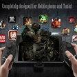 ■Android/iOS/Windwos対応 iPega PG-9023 Bluetooth ゲームコントローラー ゲームパッド 伸縮性ホルダー iPhone、タブレット対応