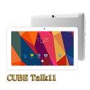 【10.6インチ 10.6型】CUBE Talk11 3G BT搭載 10.6インチ Android 5.1【タブレット PC 本体】