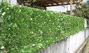 目隠しグリーンフェンス1×3m緑のカーテ