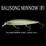 【 deps デプス 】 バリソンミノー 130F BALISONG MINNOW