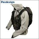 【Pazdesign】 パズデザイン 3ウェイ パックベスト2 ZFV-027 【納期3〜11日】