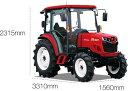 50馬力トラクター【GM501XBY9B】