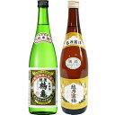 越後鶴亀 純米 720ml 越乃寒梅 白ラベル 720ml 2本 日本酒飲み比べセット