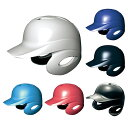 【SSK】エスエスケイ 少年軟式用バッティングヘルメット 両耳付 h1500j