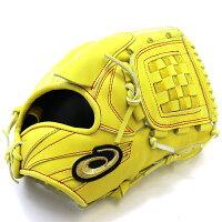 【asics】アシックス 野球館オリジナル 硬式グローブ ゴールドステージ投手用 オーダーグラブ asics-125の画像