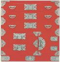 民芸箪笥 和たんす 和風 宝箪笥 90cm整理箪笥 朱塗 筑後民芸