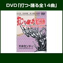 DVD 『打つ・踊る全14曲』