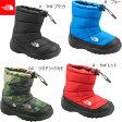 ノース・フェイス (THE NORTH FACE)子供靴 キッズ ヌプシ ブーティー III NFJ51682 全4色ブーツ ベビー/キッズ/ジュニア用 男女兼用モデル