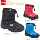ノース・フェイス (THE NORTH FACE)子供靴 キッズ ヌプシブーティー IV NFJ51781